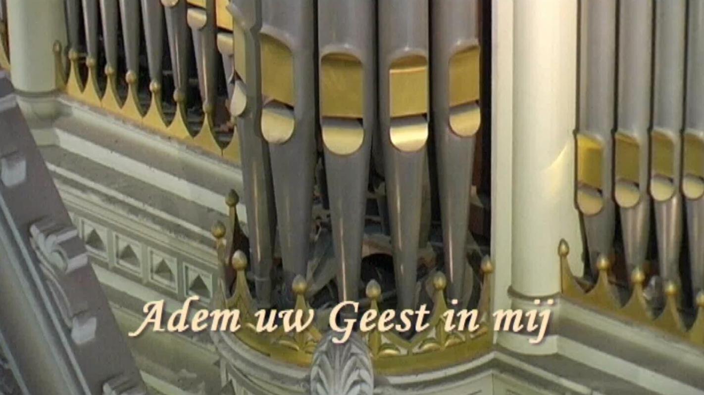 YouTube: Adem Uw Geest in mij