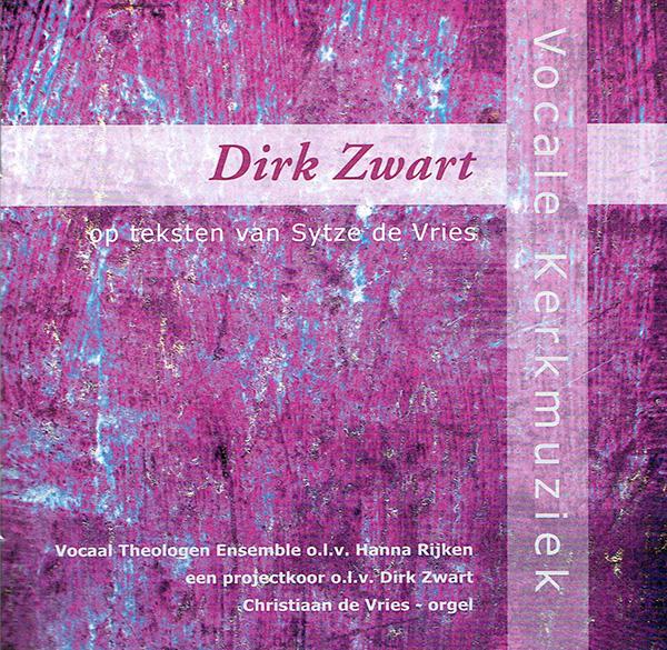 Zojuist verschenen: CD Vocale kerkmuziek
