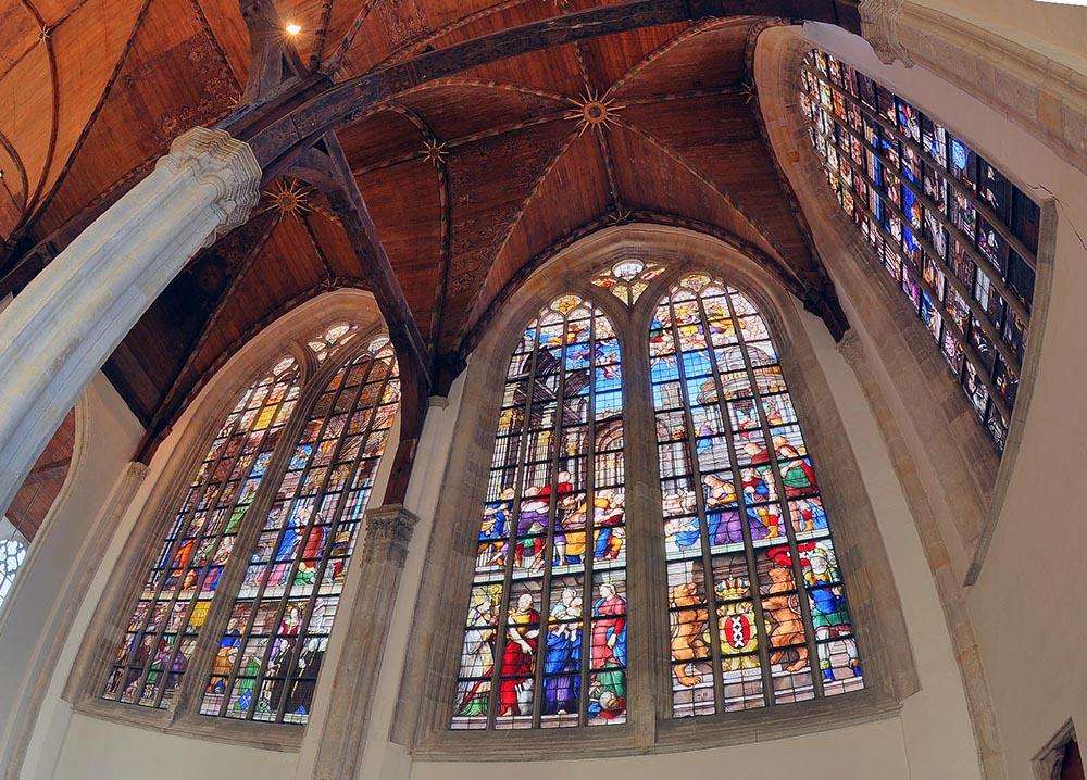 Preek: 18 augustus 2013, Oude Kerk Amsterdam