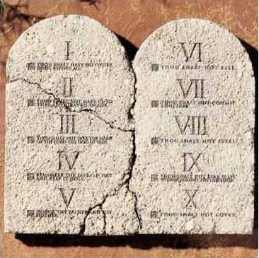 Preek: Thora en Bergrede