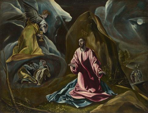 Preek: Getsemané