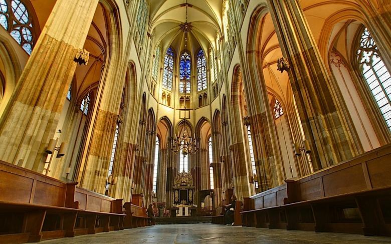 Preek: 29 juni 2014, Domkerk Utrecht