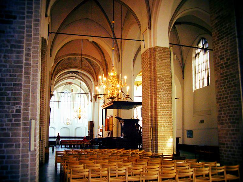 Preek: 14 september 2014, Nicolaikerk Utrecht