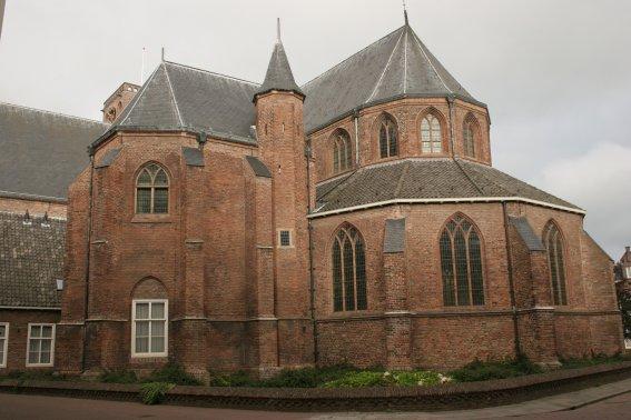 Preek: 28 dec 2014, Barbarakerk te Culemborg