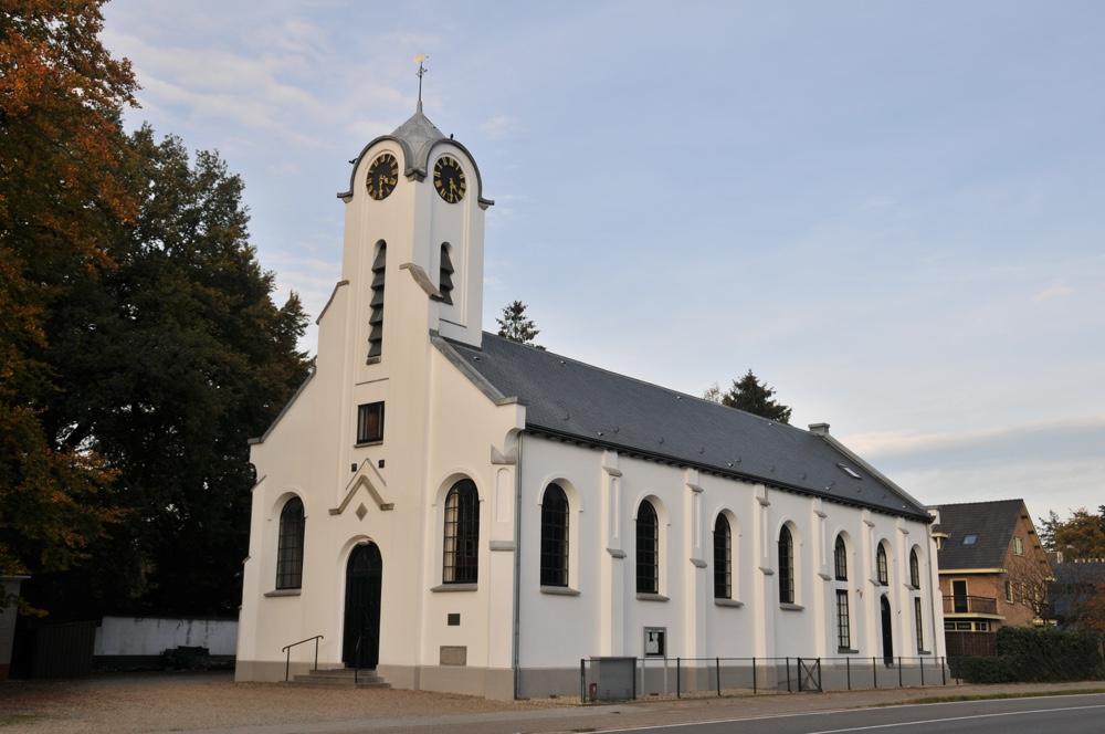 Preek: 23 augustus 2015 Het Witte Kerkje van Huis ter Heide