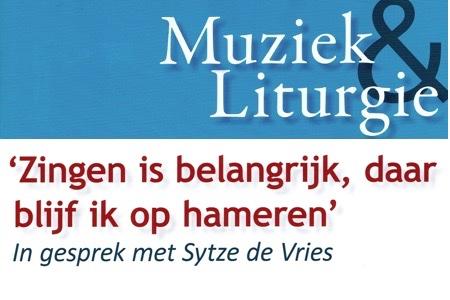Interview in Muziek & Liturgie