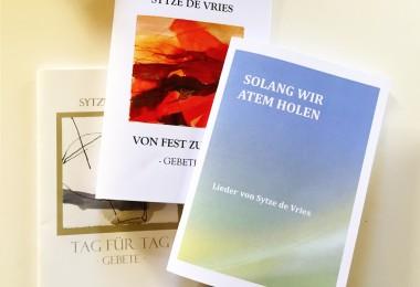 Selectie gebeden en liederen nu ook verkrijgbaar in het Duits!