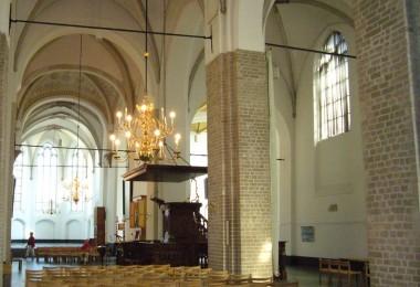 Preek 18 september 2016, Nicolaïkerk, Utrecht